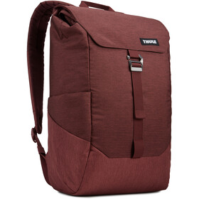 Thule Lithos 16 Backpack dark burgundy